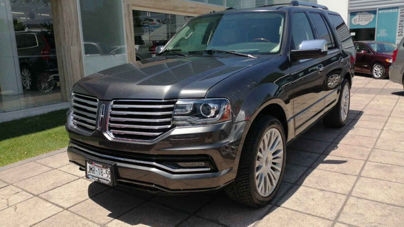 Lincoln Navigator 2016 5p Select V6/3.5/t Aut