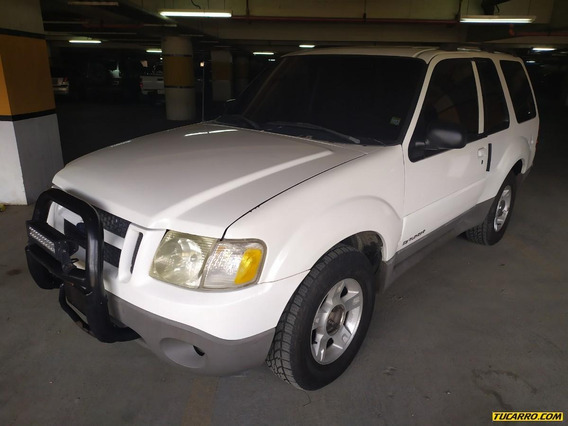 Ford Explorer Rustico
