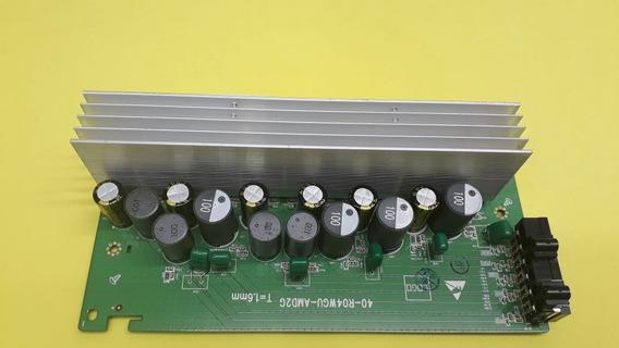 Placa Amplificadora Philips 40-r04wgu-amd2 Nova Original!!