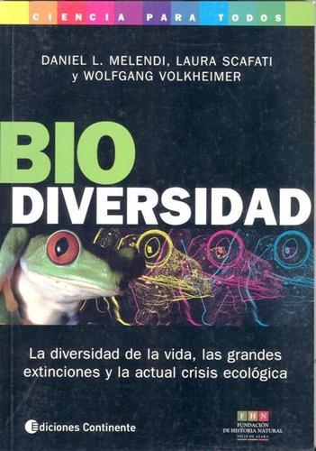 Imagen 1 de 3 de Biodiversidad, Daniel L. Melendi, Continente