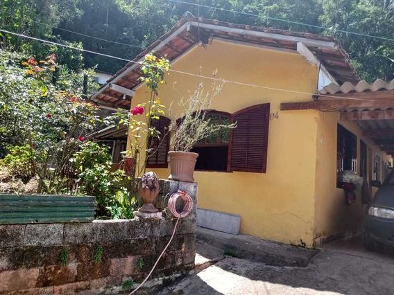 Juquitiba/ótima Casa/apenas 800 Mts Do Asfalto/ref: 04956
