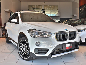 Bmw X1 2.0 16v Turbo Activeflex Xdrive25i Sport 4p