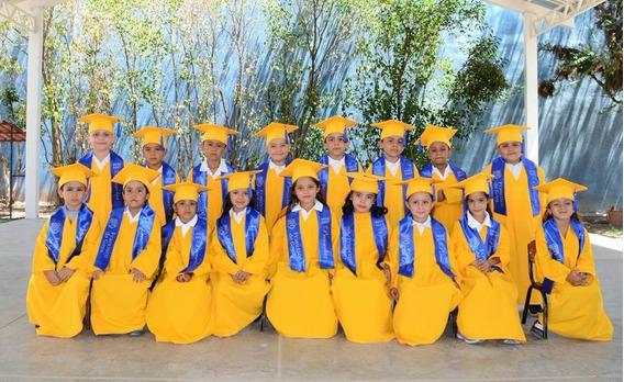 Togas De Graduacion, Estolas, Birretes Preescolar