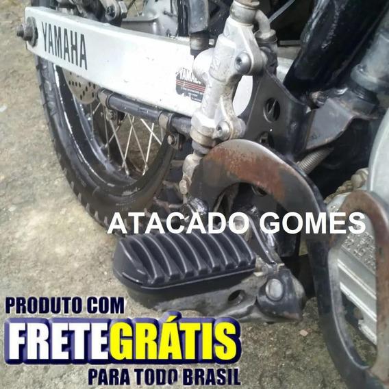 Pedal De Borracha Xtz 250, Xtz 125, Lander Tenere Crosser