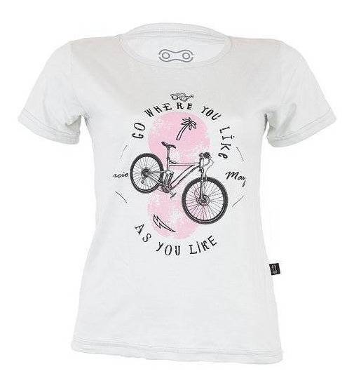 Camiseta Casual Feminina Marcio May Life C/nota Original