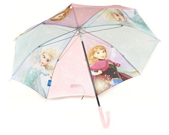 Paraguas Infantil De Disney Frozen Original Planeta Juguete!