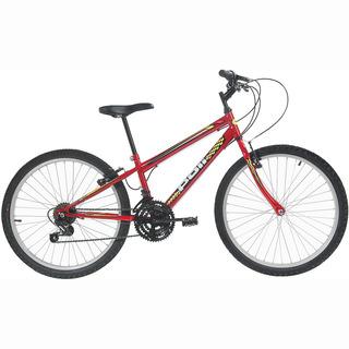 Bicicleta Polimet Mtb Aro 24 V-brake 18v