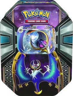 Pokemon Cartas Lunala Latas Sol Y Luna Sun & Moon Tin
