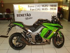 Kawasaki Ninja 1000 Verde 2013