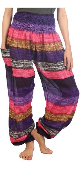 Pantalones Hippies Mujer Mercadolibre Cl