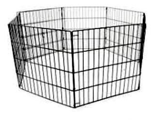 Canil Para Perros Plegable