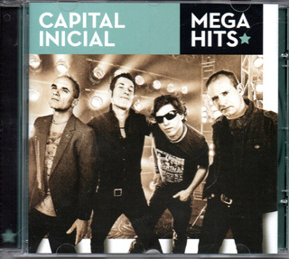 Cd Capital Inicial - Mega Hits