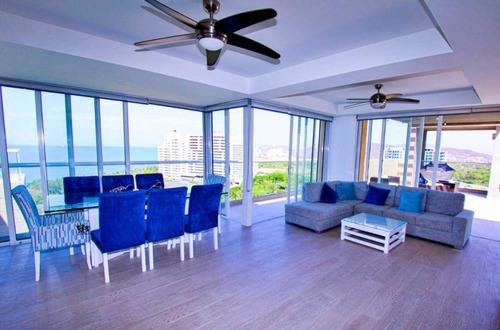 Imagen 1 de 14 de En Venta Penthouse De Oportunidad En Zazue A Pasos Del Mar