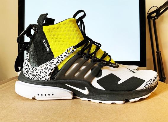 Tênis Nike Air Presto Mid Acronym