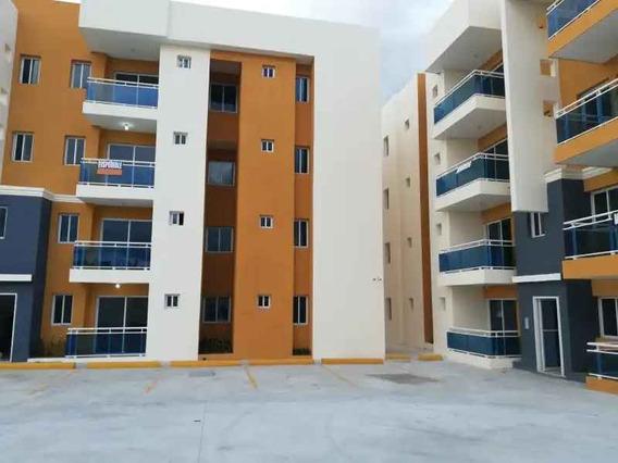 Apartamentos Nuevos Con 2 Parqueos En La Zona Oriental