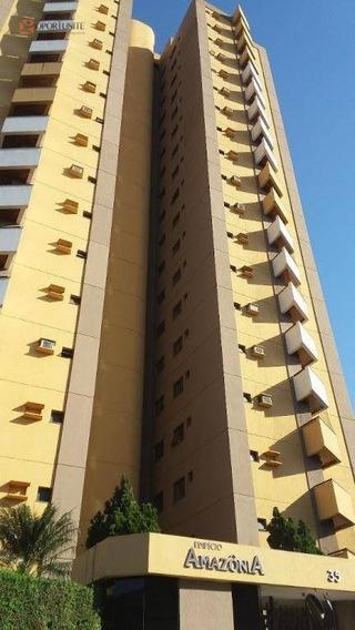 Apartamento Residencial À Venda, Jardim Paulista, Ribeirão Preto. - Ap1000