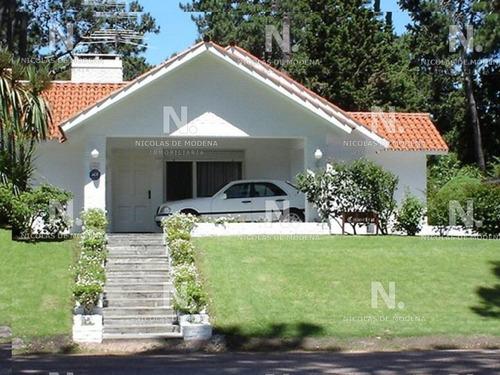 Casa En Venta Punta Del Este- Ref: 3663