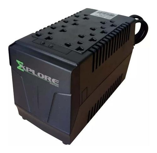 Regulador Voltaje 800w Explore 1 Año Garantia Somos Tienda