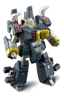 Robotech Toynami Heavy Armor Veritech Roy Fokker