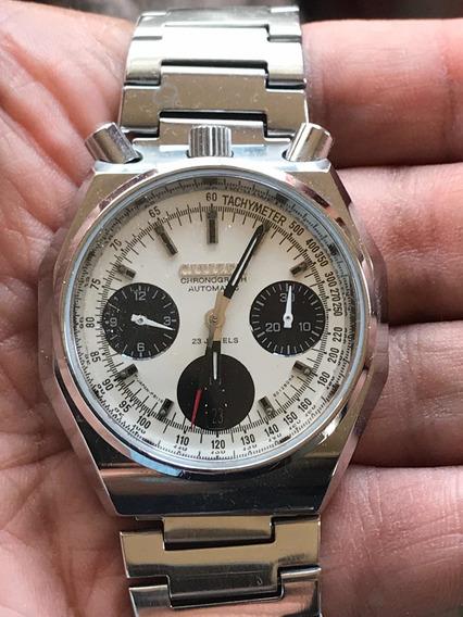 Reloj Cronografo Citizen Bull Heat, Toro O Diablito