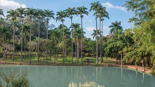 Terrenos À Venda - Condomínio Reserva Do Itamaracá - Valinhos/sp - Te0777