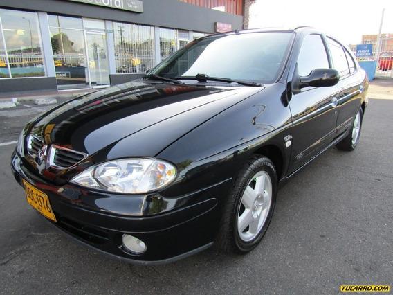 Renault Mégane Unique Serie Limité