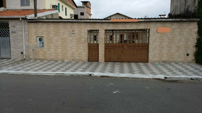 Casa Térrea Na Praia Grande - Cf14028