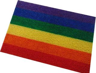 Capacho Bandeira Lgbt Represente A Diversidade Sexual Humana