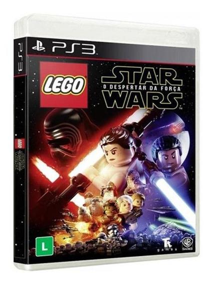 Lego Sw O Despertar Da Forca Br Ps3