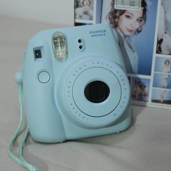 Instax Mini 8 Azul