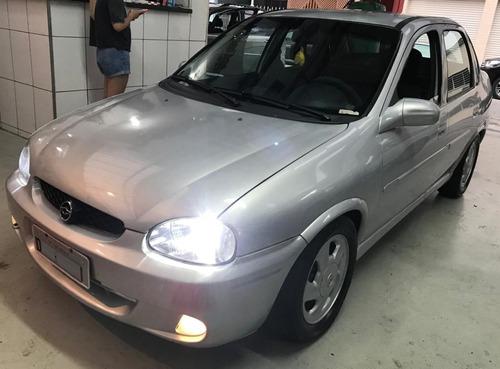 Corsa Sedan 1.0 16v Turbo! Etanol