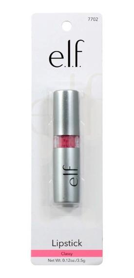 Batom Elf Liquid Lipstic Classy Rosa 0.12 Oz 3.5g
