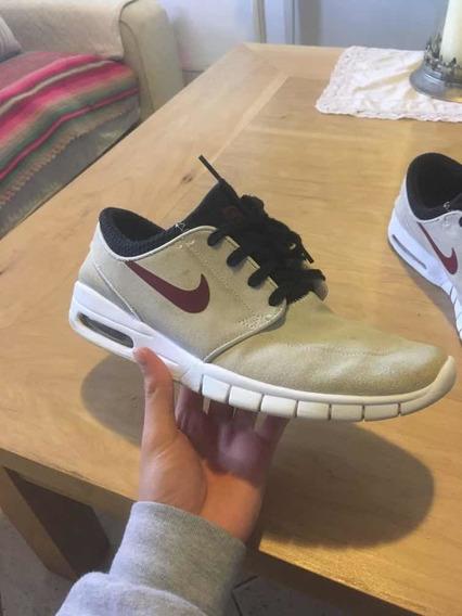 Zapatillas Nike Stefan Janoski Max Gamuza, Traidas España