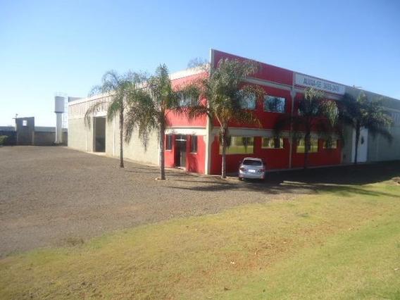 Galpão Industrial Para Locação, Jardim São Francisco, Santa Bárbara D