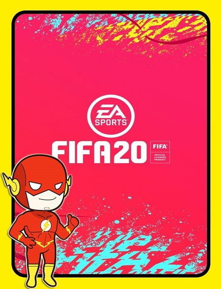 Fifa 20 Pc Português Ptbr - Origin Key (envio Flash)