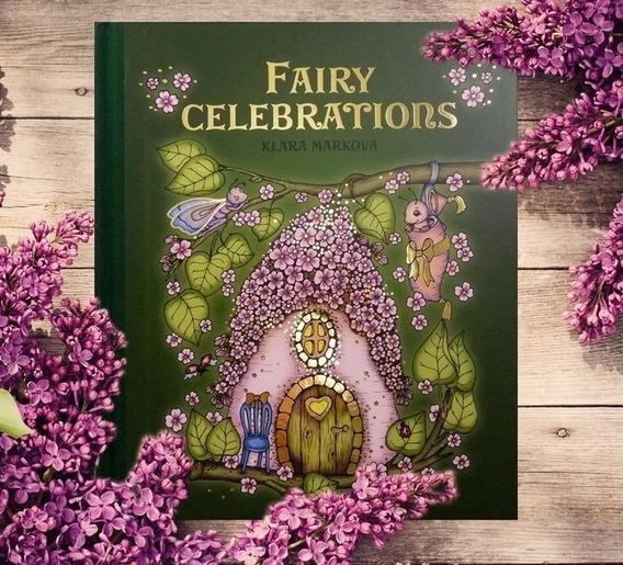 Livro Fairy Celebrations - Klara Markova