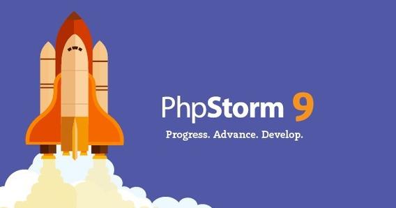 Phpstorm 9 Original Php Storm-ide Desenvolvimento Key