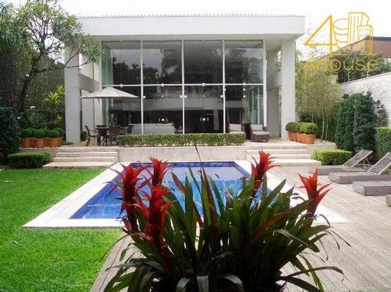 Jardim Europa - Maravilhosa Casa 700m² 03 Dorms (2 Suítes) 04 Vagas Na Rua Turquia Para Venda. - Ca0191