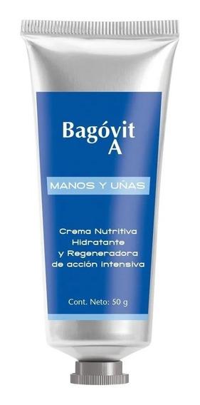 Bagovit A Crema Hidratante Manos Y Uñas X 50gr