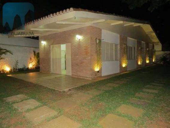 Casa A Venda No Bairro Jardim Las Palmas Em Guarujá - Sp. - 157-1