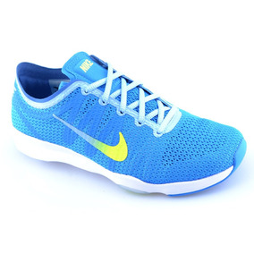 Tênis Feminino Nike Air Zoom Fit 2 819672 Azul Original