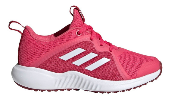 Zapatillas adidas Fortarun K Running Ros/bla De Niñas