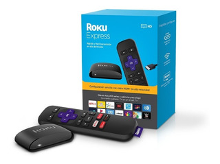Roku Express O 3930 Reproductor Smart Full Hd