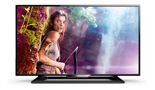Tv 43  Led Full Hd Philips Slim Série 5000 Hdmi Usb 120/220v