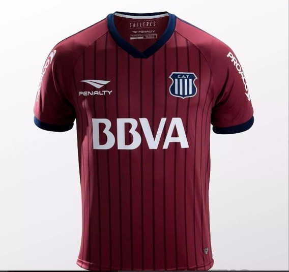 Camisetas De Talleres Bordo Altenativa Penalty Original