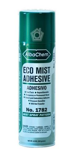 Imagen 1 de 5 de Adhesivo Eco Mist Albachem Alb- 1782