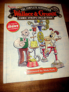 Wallace & Gromit Comic Strip Collection (ingles)