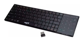 Teclado Wireless Nisuta Ns-wiktv27 Mini Pad Ideal Smart Tv