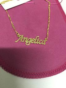 Colar Angelica