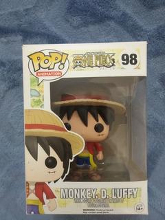 Funko Pop Monkey. D. Luffy #98